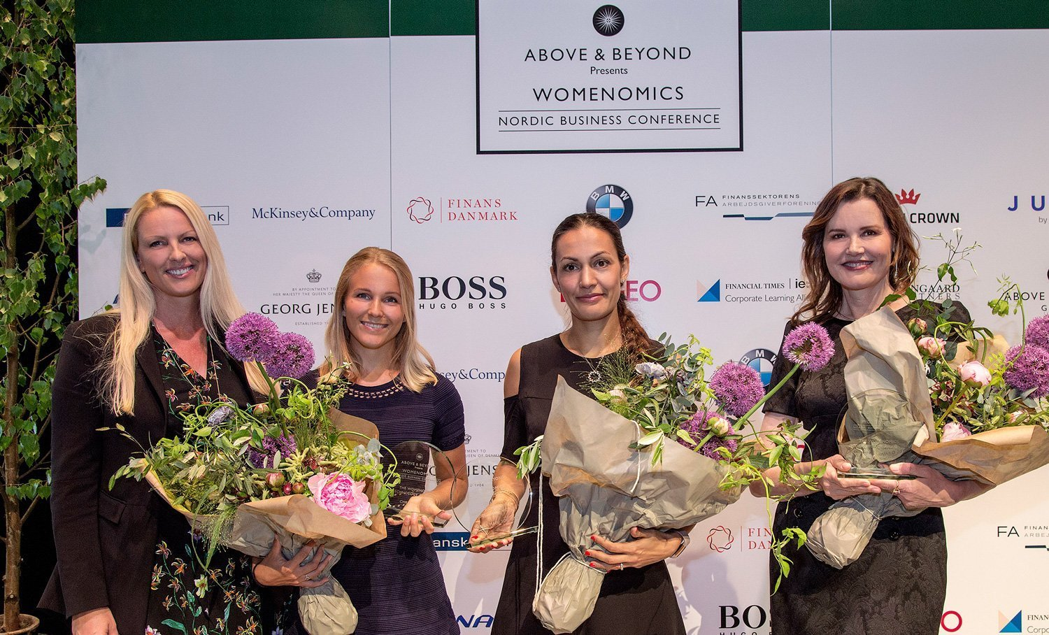 Womenomics Awards Recipients 2018